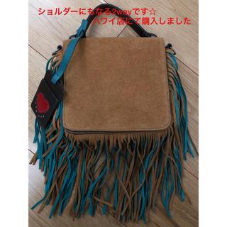 ザラ(ZARA)の未使用 ZARA bag ☆ハワイ店にて購入☆(ハンドバッグ)