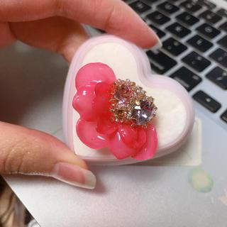 ハニーミーハニー(Honey mi Honey)の【出品停止中】mu-mu phantom Flowerリング(リング(指輪))