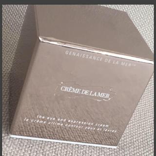 ドゥラメール(DE LA MER)のドゥラメール  DELAMER ジュネサンス アイクリーム新品(アイケア / アイクリーム)