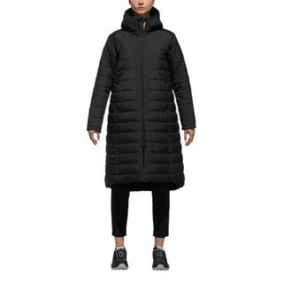 アディダス(adidas)の新品 ★ アディダス レディース ベンチコート M EYU96 ブラック(ロングコート)