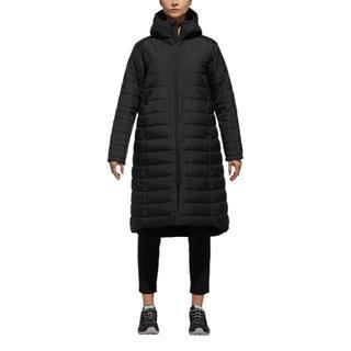 アディダス(adidas)の新品 ★ アディダス レディース ベンチコート S EYU96 ブラック(ロングコート)