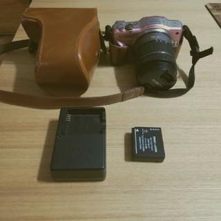Panasonic - ミラーレス一眼レフ カメラ