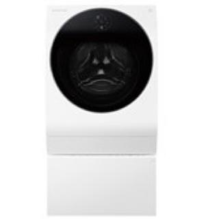 LG SIGNATURE DUALWash SGDW18HPWJ(洗濯機)