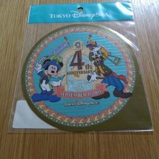 ディズニー(Disney)のディズニーシー 2005年 4周年 ステッカー(その他)