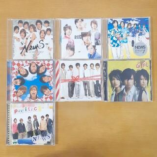 ジャニーズ(Johnny's)のNEWS 山下智久 CD セット(ポップス/ロック(邦楽))