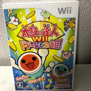 ウィー(Wii)の太鼓の達人 ドドーンと二代目(家庭用ゲームソフト)