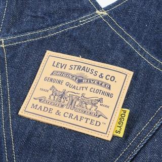 リーバイス(Levi's)の新品Levi's Made&Crafted PoggytheManオーバーオール(サロペット/オーバーオール)