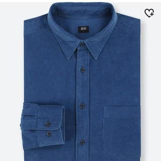 ユニクロ(UNIQLO)の【新品】ユニクロ コーデュロイシャツ 3L(シャツ)