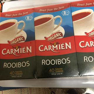 コストコ(コストコ)のオーガニック ルイボスティー 4箱(茶)