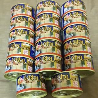 マルハ 月花 いわし ×17個(缶詰/瓶詰)