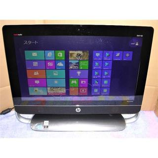 ヒューレットパッカード(HP)のHP Envy 20 ToucSmart i5/タッチ/TV 美品(デスクトップ型PC)