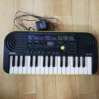カシオ ミニキーボード(キーボード/シンセサイザー)