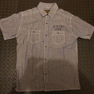 クラクト(CLUCT)のCLUCT  半袖シャツ ワークシャツ(シャツ)