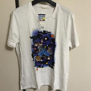 ジーユー(GU)のドラゴンボール Tシャツ Mサイズ(Tシャツ/カットソー(半袖/袖なし))