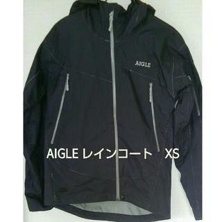 エーグル(AIGLE)のAIGLE  レインコート XSサイズ(レインコート)