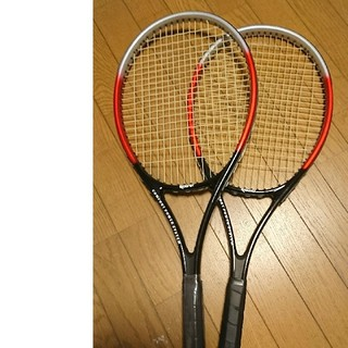 Kaiser(カイザー) 硬式 テニス ラケット、ボール(ラケット)