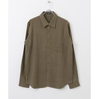 アーバンリサーチ(URBAN RESEARCH)の新品 アーバンリサーチ ストライプレギュラーシャツ(シャツ)