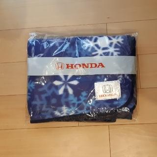 ホンダ(ホンダ)の新品未開封 HONDA ブランケット(おくるみ/ブランケット)
