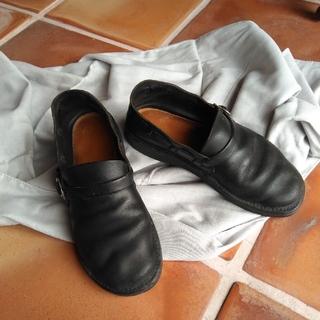 アウロラ(AURORA)のオーロラシューズ(ローファー/革靴)