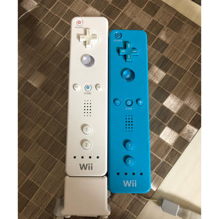 ウィー(Wii)のWii リモコン 2個セット(その他)
