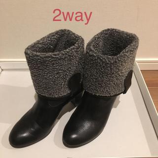 バークレー(BARCLAY)のバークレー BARCLAY  2way ブーツ(ブーツ)