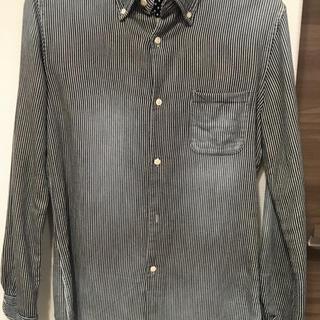 ウノピゥウノウグァーレトレ(1piu1uguale3)の1 piu 1 uguale 3 ストライプシャツ(シャツ)