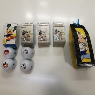 ディズニー(Disney)のディズニーゴルフボール(ゴルフ)