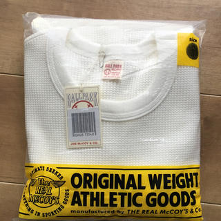 ザリアルマッコイズ(THE REAL McCOY'S)のリアルマッコイズ サーマル(Tシャツ/カットソー(七分/長袖))