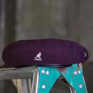カンゴール(KANGOL)のKANGOL カンゴール ベレー帽 SMU wool(ハンチング/ベレー帽)
