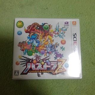 ニンテンドウ(任天堂)のパズドラz (携帯用ゲームソフト)