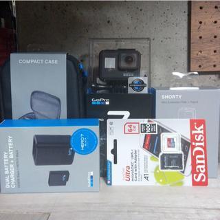 GoPro - 新品 GoPro HERO7 Black 5点セット