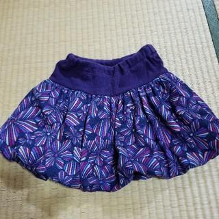アナスイミニ(ANNA SUI mini)の(110)アナスイミニのスカート 4546(スカート)