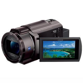 ソニー(SONY)のSONY  4K デジタルビデオカメラ 未使用、未開封(ビデオカメラ)