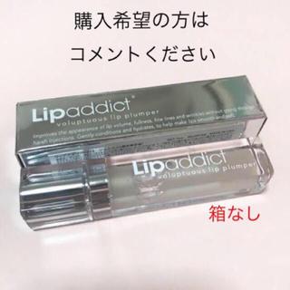 アディクト(ADDICT)のリップアディクト クリア 213 口唇用美容液(リップグロス)