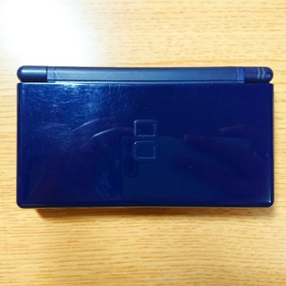 ニンテンドーDS(ニンテンドーDS)のDS lite ネイビー(携帯用ゲーム本体)