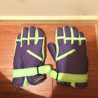 Thinsulate 手袋