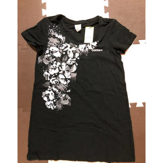 アディダス(adidas)の新品☆adidas Tシャツ(Tシャツ/カットソー(半袖/袖なし))