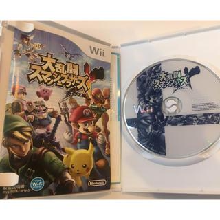 ウィー(Wii)のWii スマブラ マリオギャラクシー(家庭用ゲームソフト)