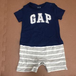 babyGAP - 未使用 GAP ロンパース 80