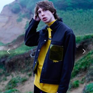ミハラヤスヒロ(MIHARAYASUHIRO)の【MYne】Clear pocket trucker jacket(Gジャン/デニムジャケット)