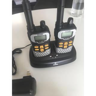 BRONDI FX-200 ツイン トランシーバー ペア (アマチュア無線)