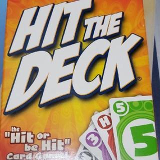 HIT THE DECK ボードゲーム