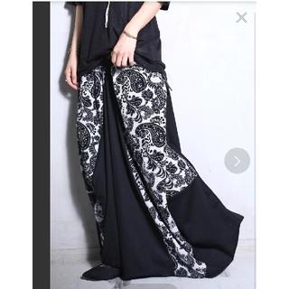 アンティカ(antiqua)の緑様専用 アンティカ☆ロングスカートとシャツワンピ(ロングスカート)