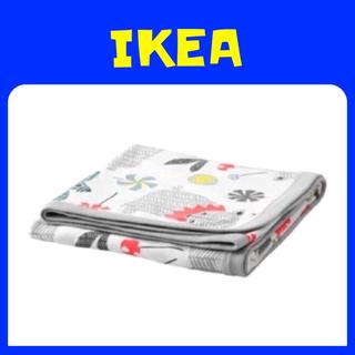 イケア(IKEA)のIKEA KLÄMMIG おくるみ(おくるみ/ブランケット)