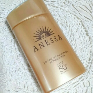 アネッサ(ANESSA)のアネッサ スキンケアミルク 日焼け止め(日焼け止め/サンオイル)
