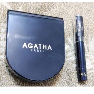 アガタ(AGATHA)の[ファンデーション&口紅]アガタ フィッティングタッチ メイクアップキット EX(ファンデーション)