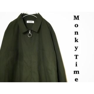 アヴィレックス(AVIREX)の【美品】monkyTime ジャケット(テーラードジャケット)