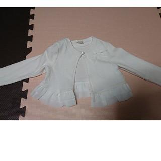 キムラタン(キムラタン)のフォーマル ボレロ 90(ドレス/フォーマル)