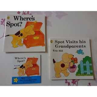 洋書 & 英語版CD Where's Spot?(洋書)