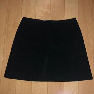 プラダ(PRADA)のPRADA ウールスカート(ミニスカート)